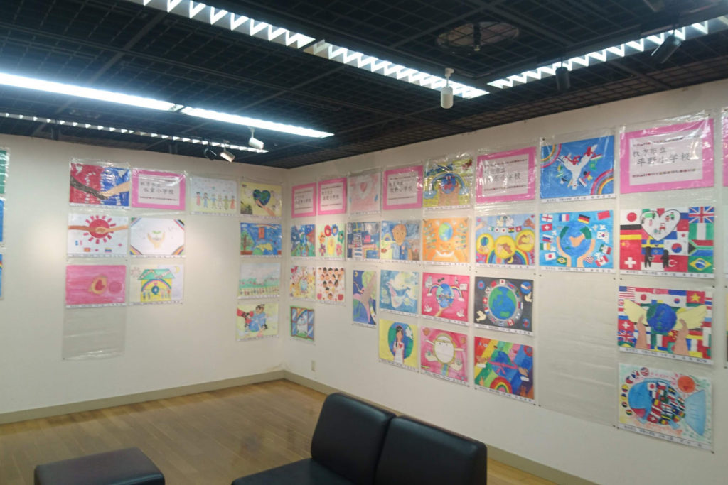 枚方平和ポスター作品展